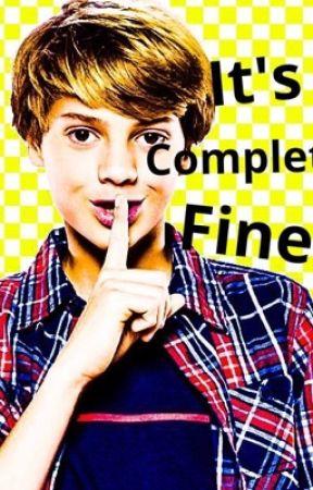 It's Completely Fine || Henry Danger by blahcake