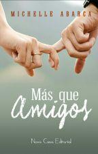 Más que Amigos |En Librerías| by aimmiaa