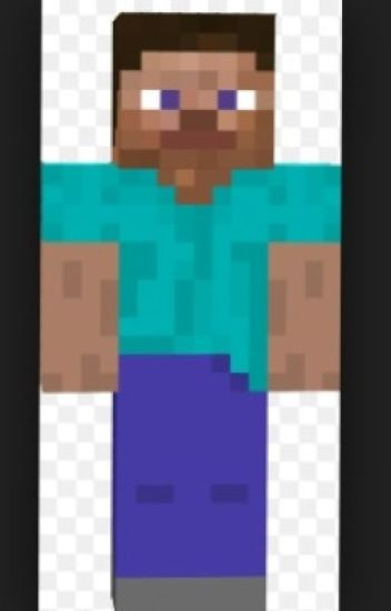 Steve The Minecraft Man Whabazoo Wattpad