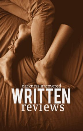 Written Reviews | book reviews by DarknessUncovered