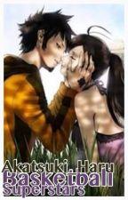Highschool Romance Basketball by Akatsuki_Haru
