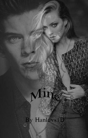 Mine- Punk Harry Styles Fan Fic