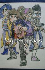 Mystery Kids by ScorpioFlame