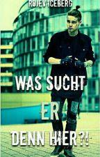 Was Sucht ER denn hier!? ✔️ by RojevIceberg
