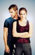 Divergent high tobias and tris by animetoku4ever