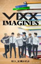 VIXX Imagines [Requests CLOSED TOT] by HyeRinNam