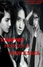 Vampire Princes and Princesses ft.(exoshidae) [ON-GOING] by Batman_emjie