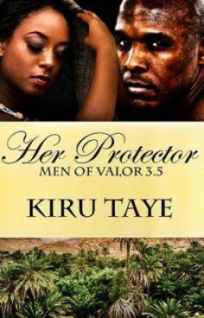 Her Protector (Men of Valor, 3.5) by KiruTaye