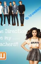 One Direction are my TEACHERS! by 1d-onedirection
