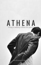 Athena by friesandcries