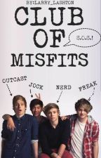 Club Of Misfits ✏ Lashton & Malum by Larry_Lashton