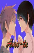 """""""Amo-te"""" (Boy's Love/Yaoi) by JooPauloRitter"""