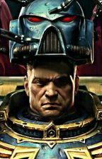 A secret hidden in blood  -Warhammer 40 000- by EldarOracle