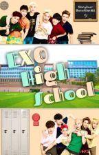 EXO High School by starwriter321