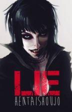 Lie (girl x girl) A lesbian vampire story by hentaishoujo
