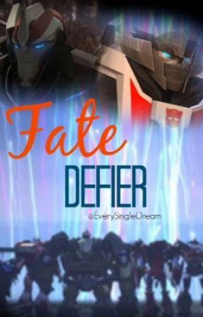 Fate Defier | Transformers Prime by EverySingleDream
