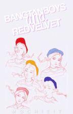 Bangtan boys and Red velvet by tokyobound