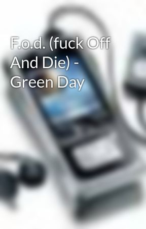 Fuck off green day