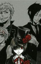 Black Butler x Reader by Black_Moon_Writer