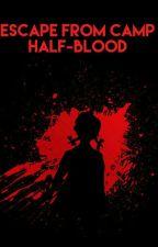 Escape from camp half blood by HadesPlutoNico
