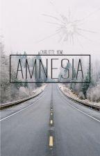amnesia // l.h by brokenwritings
