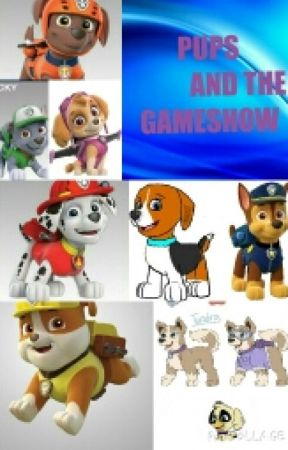 Pups and the gameshow by Dont_Judge_Pippy