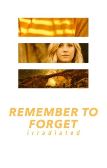remember to forget [1]; kili ✓