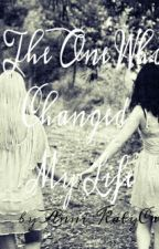 The One Who Changed My Life (Lesbian Stories) by Anni_KatyCat