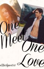 One Meet,One Love by mkd_1011