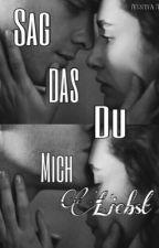 """ Sag das du mich liebst!"" by Melek_El"