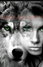 The alpha and the Lycan by sephoriaLove