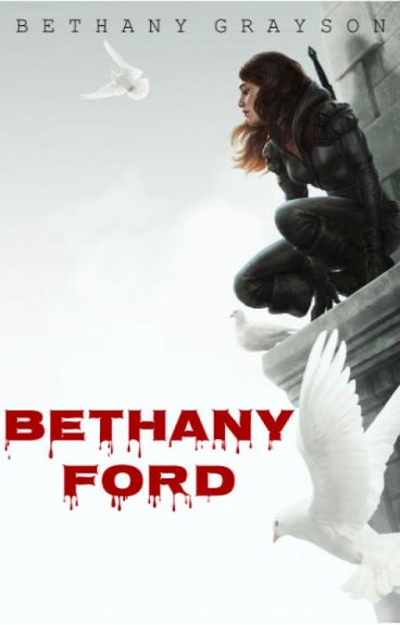 Bethany Ford - A Young Justice Novel (Robin/Dick Grayson Romance) [Completed]