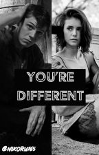 You're Different ❥ Jimmy Darling by badkittensofi