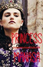 Princess Manasa by boomshakallaka