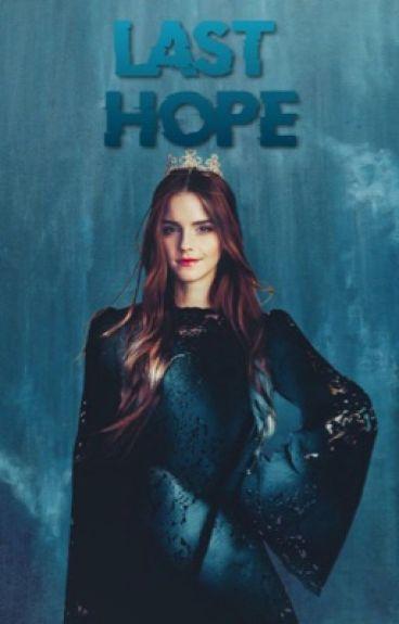 Last Hope » Barry Allen