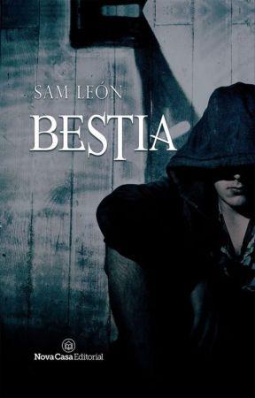 BESTIA © ¡A la venta en librerías! by Itssamleon