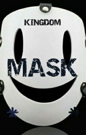 Mask by KINGDOM_