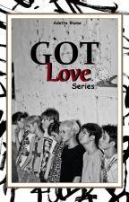 GOT LOVE (GOT7 Short Stories) by AdetteBlume