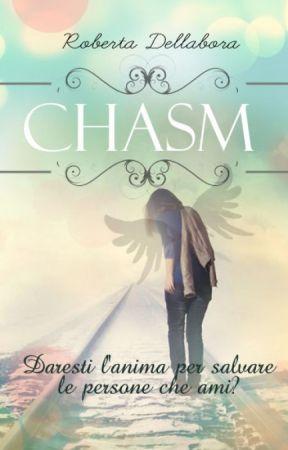 Chasm  by RobertaDellabora