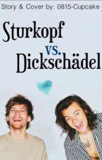 Sturkopf vs. Dickschädel •Larry Stylinson AU• by 0815-Cupcake