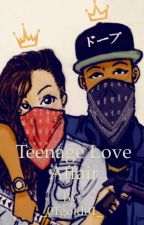 Teenage Love Affair by _01gold01_