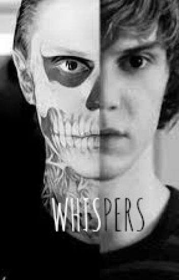 Whispers {Tate Langdon}
