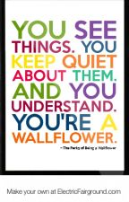 Wallflower  by N_Wright