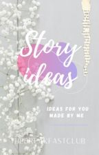 Story Ideas | For Free by thebreakfastclvb