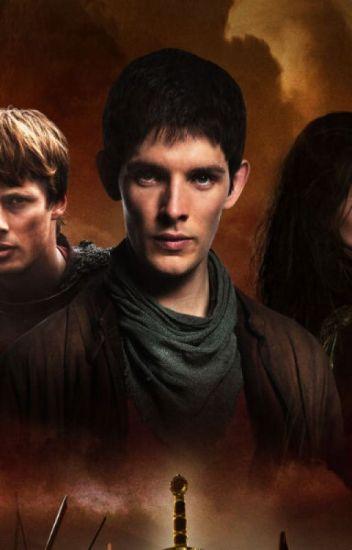 BBC Merlin x Reader A Broken Angel