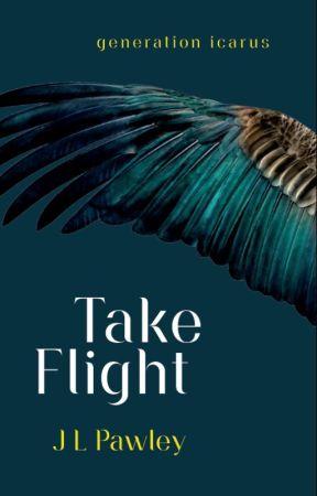 Take Flight | Generation Icarus #2 by JLPawley