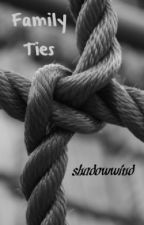 Family Ties (girlxgirl)  by shadowwind