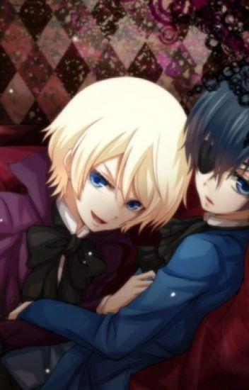 Ciel x Alois!