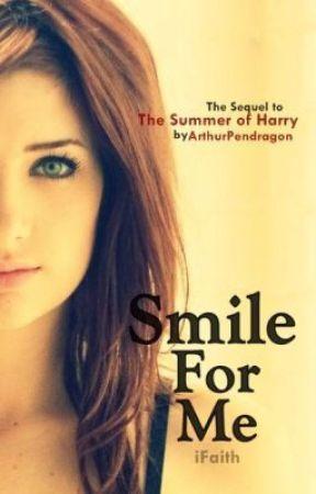 Sonríe para mi ( Smile for me ) - Un Fan Fiction de Harry Styles by DreamerHispter