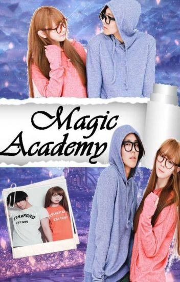 MAGIC ACADEMY ( MY WORLD )